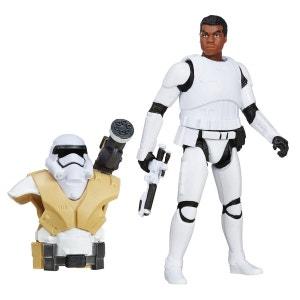 Figurine Star Wars avec arme et combinaison : Finn (FN-2187) HASBRO