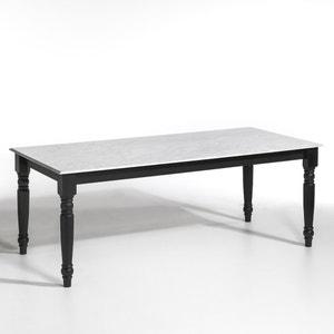 Table 8/10p. plateau marbre, Germaine AM.PM.