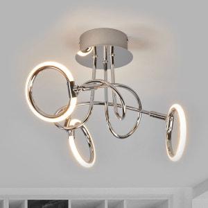 Plafonnier LED à 3 lampes Jana LAMPENWELT