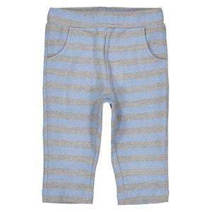 Spodnie w paski, 1 mies. – 3 lata La Redoute Collections