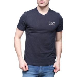 T Shirt EA7 Emporio Armani 3ypt53 - Pj03z 1578 Marine EMPORIO ARMANI EA7