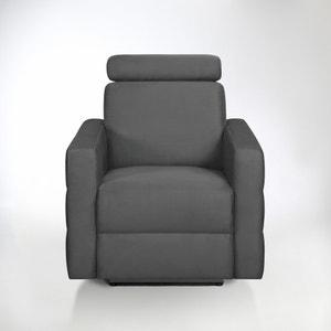 Elektrische relax zetel in microvezel, Hyriel La Redoute Interieurs