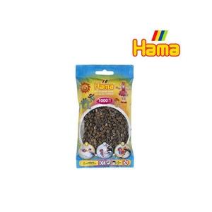 Sachet de 1000 perles Hama Midi : Marron HAMA