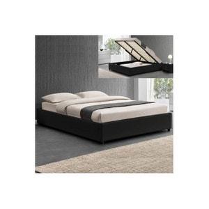 lit coffre 140 la redoute. Black Bedroom Furniture Sets. Home Design Ideas