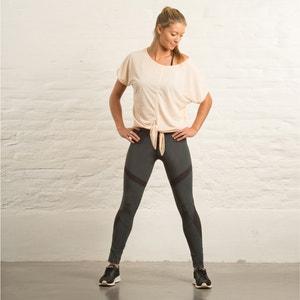 Yoga T-shirt Lola met strik ELLASWEET