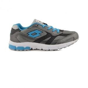 Chaussures Zenith III Jr L Cement/Blu Bom LOTTO