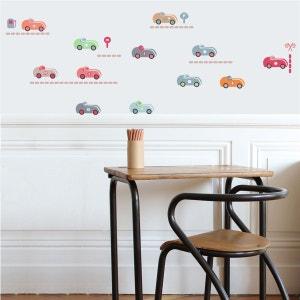 Stickers voitures de course ART FOR KIDS