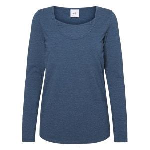 MAMA LICIOUS® Le T-shirt de grossesse et d'allaitement Nell T-shirt de grossesse T-shirt de... MAMA LICIOUS