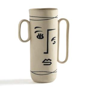 Vaas in aardewerk Antigone