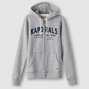 Sweat zippé à capuche KAPORAL 5