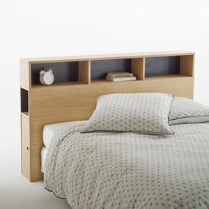 Cabecero de cama con organización Biface