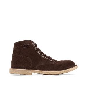 Boots en cuir à lacet Orilegend KICKERS