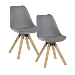 chaise pied bois | la redoute - Chaise Pied En Bois