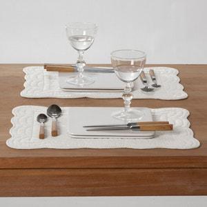 Set de table façon boutis SCENARIO