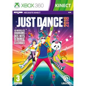 Just Dance 2018 XBOX 360 UBISOFT
