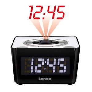 Reveil avec heure au plafond la redoute - Radio reveil projection heure plafond ...