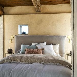 Cabecero de cama para enfundar Mereson, al. 130 cm
