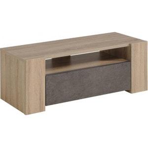 Meuble tv meuble tv design blanc d 39 angle la redoute - Meuble tv moins de 100 euros ...