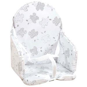 Coussin de chaise avec sangle lapin pyjama LOOPING