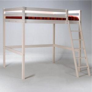 mezzanine blanche la redoute. Black Bedroom Furniture Sets. Home Design Ideas