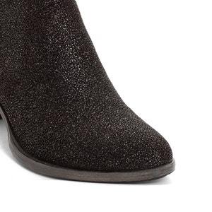 Leren boots Dallas MJUS