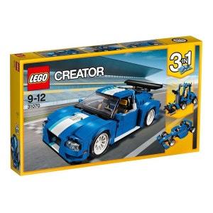 Le bolide bleu - LEG31070 LEGO