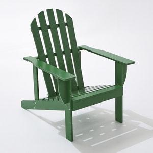 ZEDA Adirondack Style Chair La Redoute Interieurs