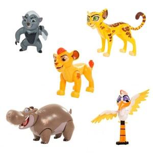 La Garde du Roi Lion - Coffret 5 figurines - SMO109312067 SMOBY