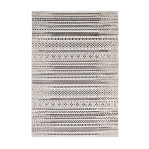 Tapis aspect tissé plat en polypropylène, AFRO La Redoute Interieurs