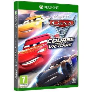 Cars 3 : Course Vers la Victoire XBOX One WARNER BROS. INTERACTIVE