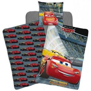 Cars Disney - Parure de lit Black DISNEY CARS