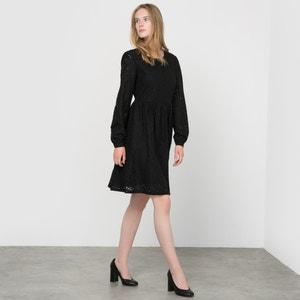 Vestido ajurado Elena ICHI