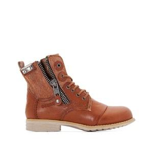 Boots à zip Sara BUNKER