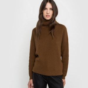 Loose Fit Roll Neck Jumper/Sweater SEE U SOON