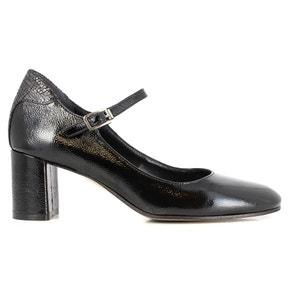 KATIN Patent Leather High Heels with Strap ELIZABETH STUART