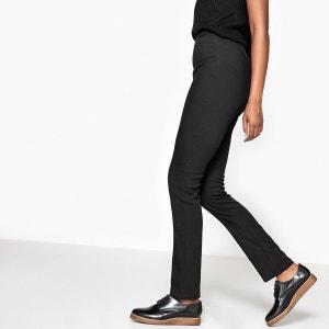 Pantalon slim, taille haute La Redoute Collections