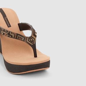 Bolero Fem Wedge Sandals IPANEMA
