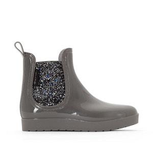 Boots de pluie Caroline Silver BE ONLY