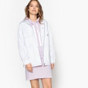 Veste en jean oversize La Redoute Collections