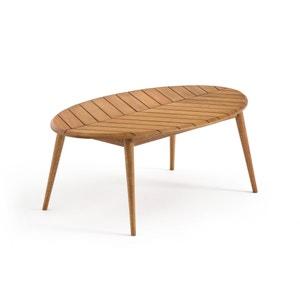 Mesa baja de jardín de madera de eucalipto FSC* MARSHAM