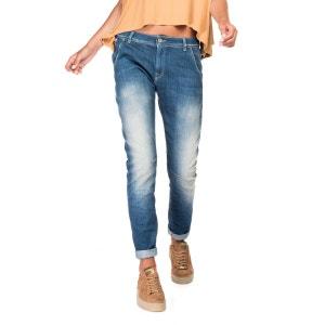 Jeans boyfriend Judy avec détail fermeture éclair SALSA