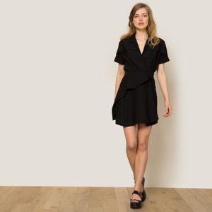 Kleid, kurze Form, unifarben CARVEN