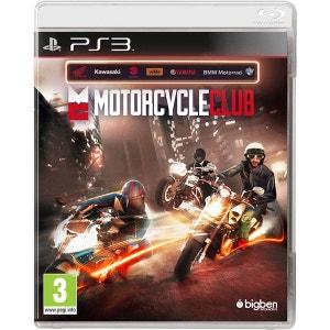 Motorcycle Club PS3 BIGBEN