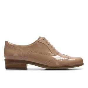 Ботинки-дерби из лакированной кожи  Hambloe Oak CLARKS
