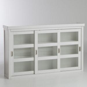 Inqaluit Dresser with 3-Sliding Doors La Redoute Interieurs