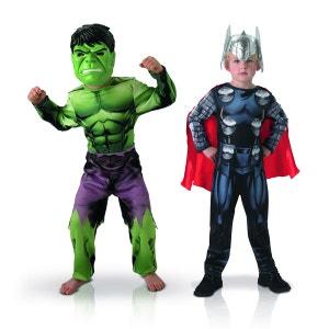 Déguisement Avengers : Bi Pack Thor et Hulk : Taille S RUBIE S