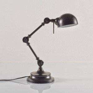 Lampe de bureau, métal, style industriel, Kikan La Redoute Interieurs
