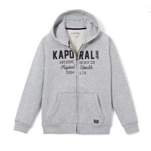 Sweater met rits en kap Nutin KAPORAL 5