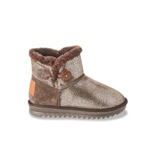 Boots cuir fourrées Jaipur LES TROPEZIENNES PAR M.BELARBI