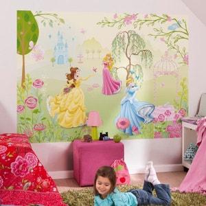 Poster géant jardin des Princesses DELTA